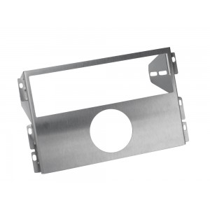 Stainless Radio Cage, 1x Gauge NA/MK1