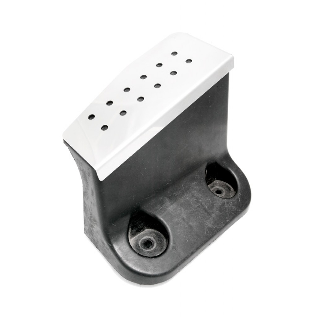 Dead Pedal Stainless Cover