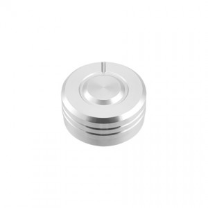 Heater Panel (HVAC) Fan - Speed Aluminium Knob