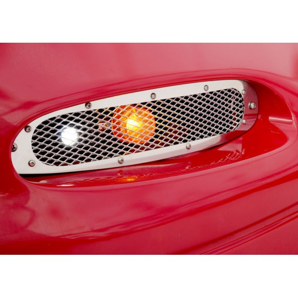 Stealth TSIs (Turn Signal Intakes), Mirror Polished Stainless