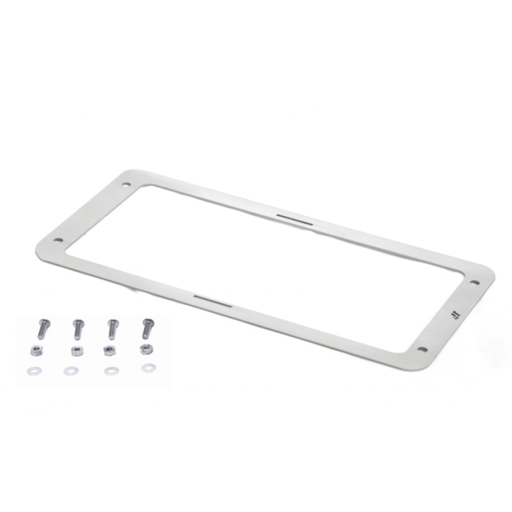 Ashtray Frame, Stainless Steel