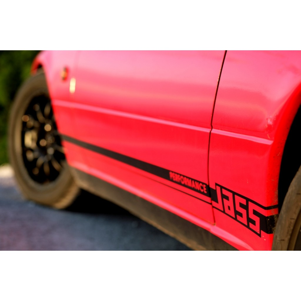 Jass Performance Side Stripes