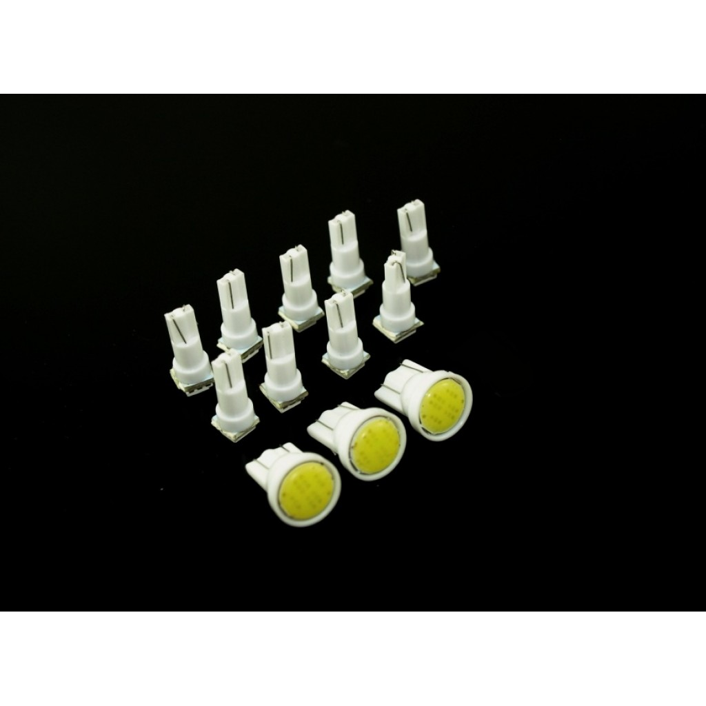 Instrument Cluster Warning Lights LED Backlight Set