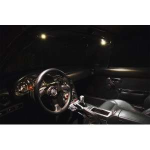 Sun Visors Interior Lights