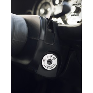 Ignition Cylinder (Keyhole) Cover