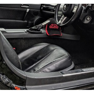 MX5 NC Seat Lowering Adapters (Non Height Adjustable Seats)