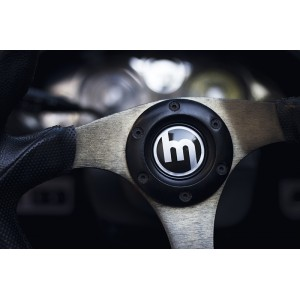 Steering Wheel Badges