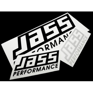 Jass Performance Stickers